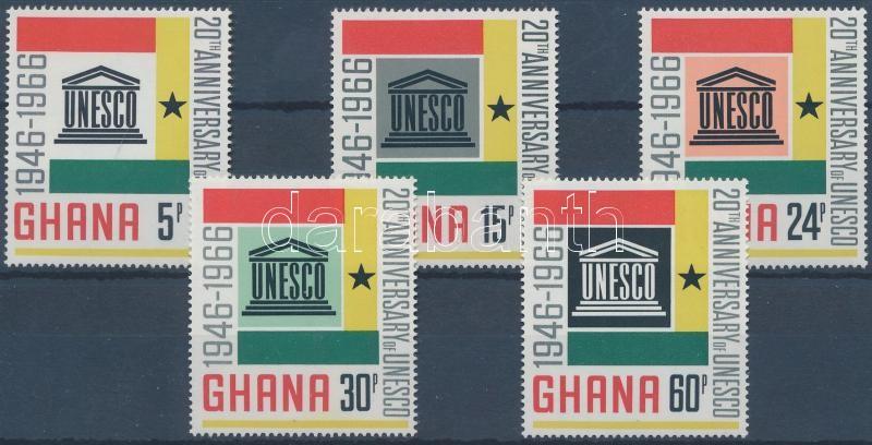 UNESCO set, UNESCO sor