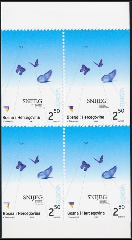 Europa CEPT: Poster Art stamp booklet, Europa CEPT: Plakátművészet bélyegfüzet