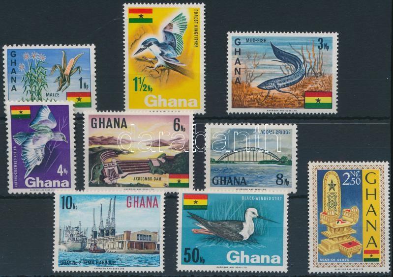 Definitive: National symbols set, Forgalmi: Nemzeti szimbólumok sor