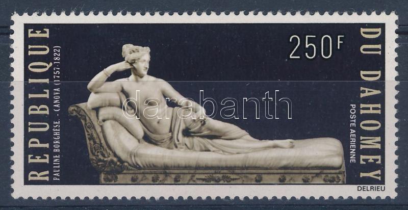 Sculpture stamp, Szobrászat bélyeg