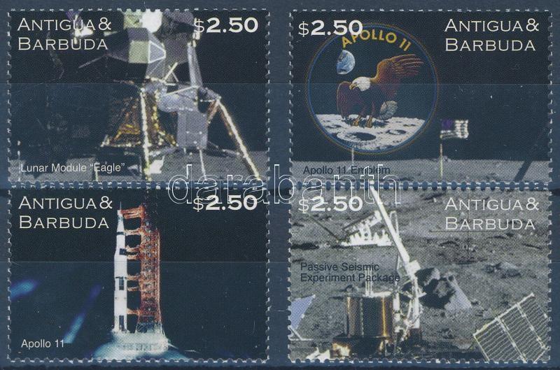 First Man on the Moon, International year of the astronomy set, 40 éve járt az első ember a Holdon; Csillagászat Nemzetközi Éve sor