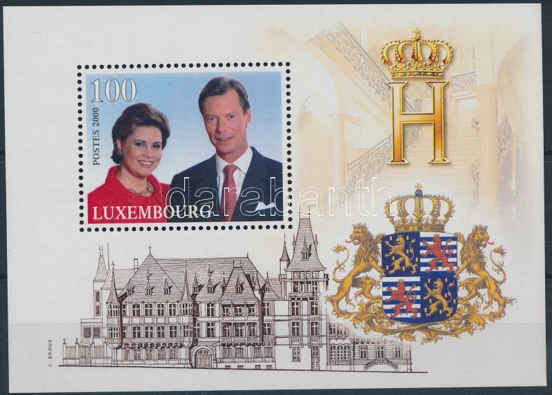 Royal family block, Királyi család blokk