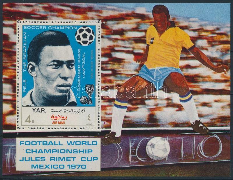 Football World Cup (IV.) block, Futball világbajnokság blokk