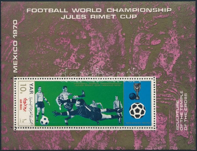 Football World Championship (7th) block, Futball világbajnokság (VIII.) blokk