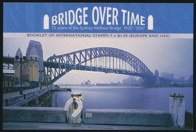 Bridges stamp-booklet, Hidak bélyegfüzet