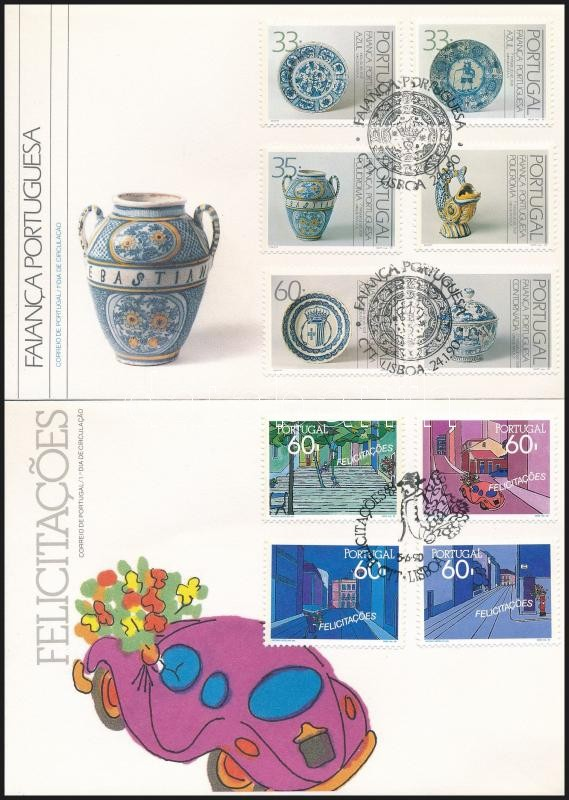 3 diff FDC, 3 klf FDC