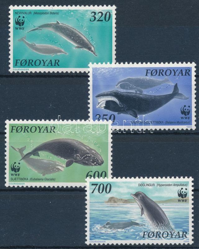 WWF: Bálnák sor, WWF: Whales set
