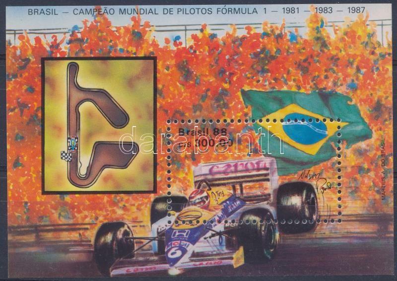 Formula 1 block, Forma 1 blokk