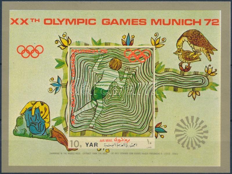 Munich Olympics block, ;; Müncheni olimpia blokk