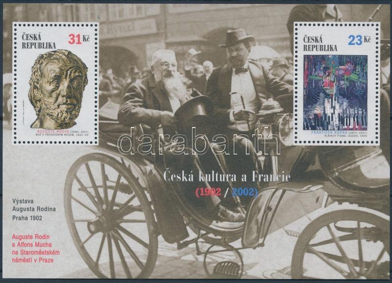 Czech culture and France block, Cseh kultúra és Franciaország blokk