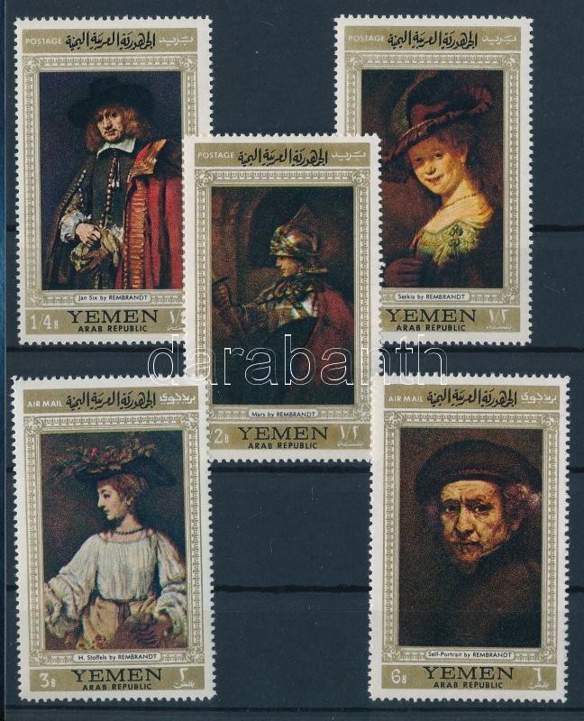 Raffaello festmények (I.) sor, Raffaello paintings (I) set