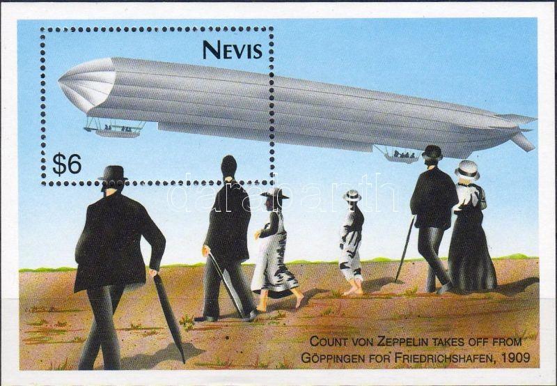 Zeppelin Block, Zeppelin blokk, Zeppelin block