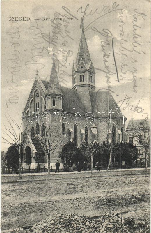Szeged, református templom