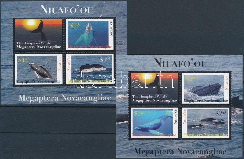 Whale blockset, Bálna blokksor