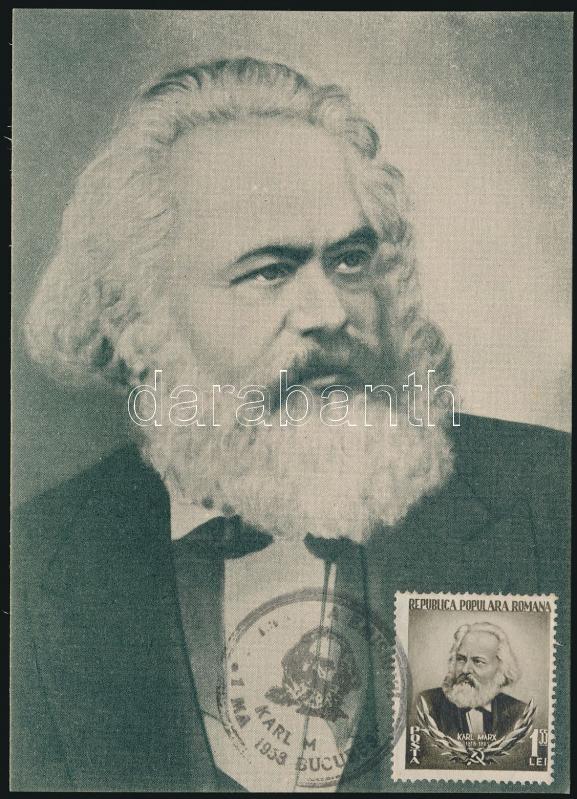 Marx CM, Marx CM