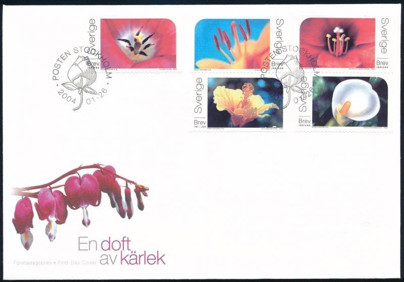 Greeting Stamp stamp-booklet sheet on FDC, Üdvözlőbélyeg bélyegfüzetlap FDC-n