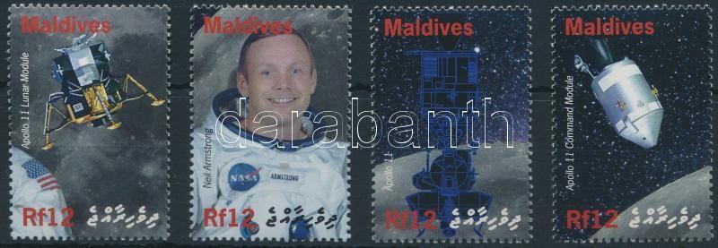First man on the moon set, 40 éve járt az első ember a Holdon sor