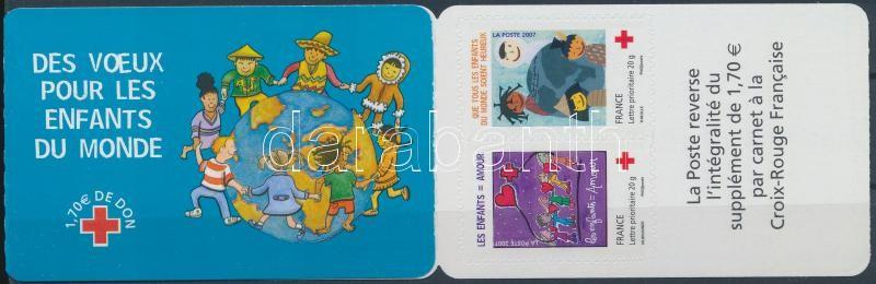 Greeting cards, gift packages self-adhesive stamp-booklet, Üdvözlőlapok, ajándékcsomagok öntapadós bélyegfüzet