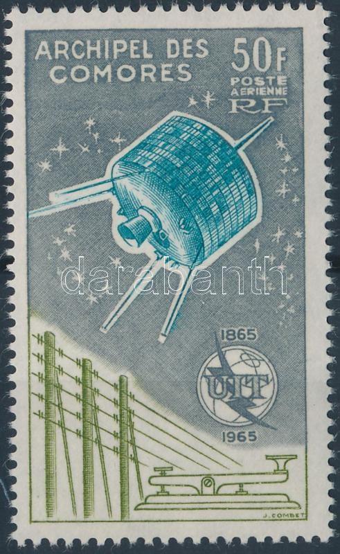 100th anniversary of ITU, 100 éves az ITU
