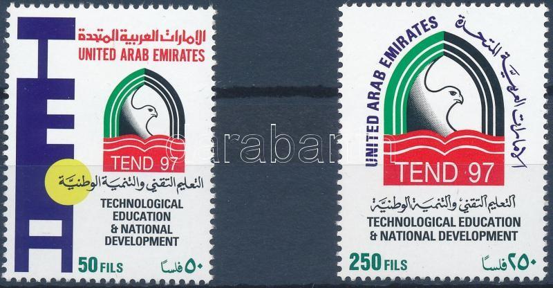 Conference on Technological Education and National Development (TEND), Abu Dhabi set, Konferencia a technológiai oktatásról és a nemzeti fejlesztésről (TEND), Abu Dhabi sor
