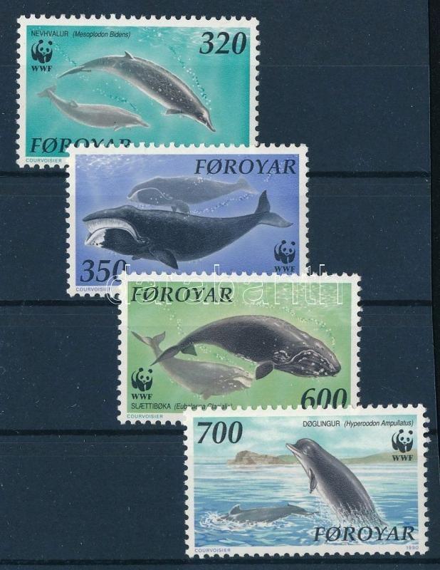 WWF: Whale set, WWF: Bálna sor