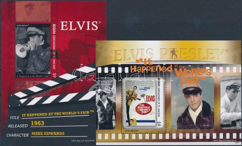 Elvis Presley 2 blocks, Elvis Presley 2 db blokk