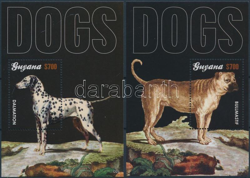 Dogs blockset, Kutyák blokksor