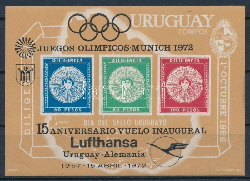 Lufthansa, Olympics block, Lufthansa, olimpia blokk