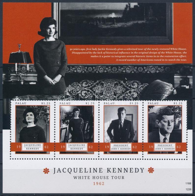 Jackie Kennedy minisheet, Jackie Kennedy kisív