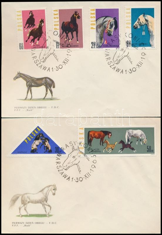 Horse set, Ló sor