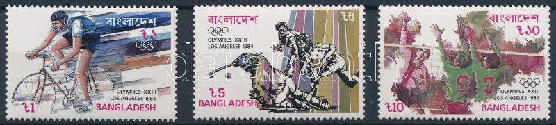 Summer Olympics, Los Angeles set, Nyári Olimpia, Los Angeles sor
