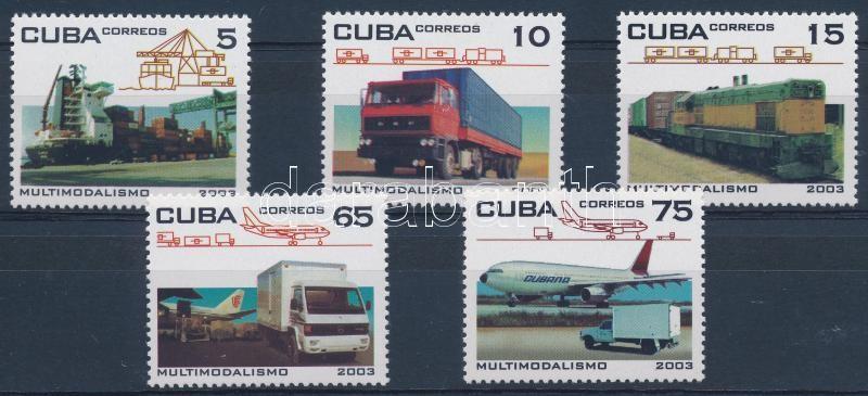 Means of transportation: Shipping set, Közlekedési eszközök: Szállítmányozás sor