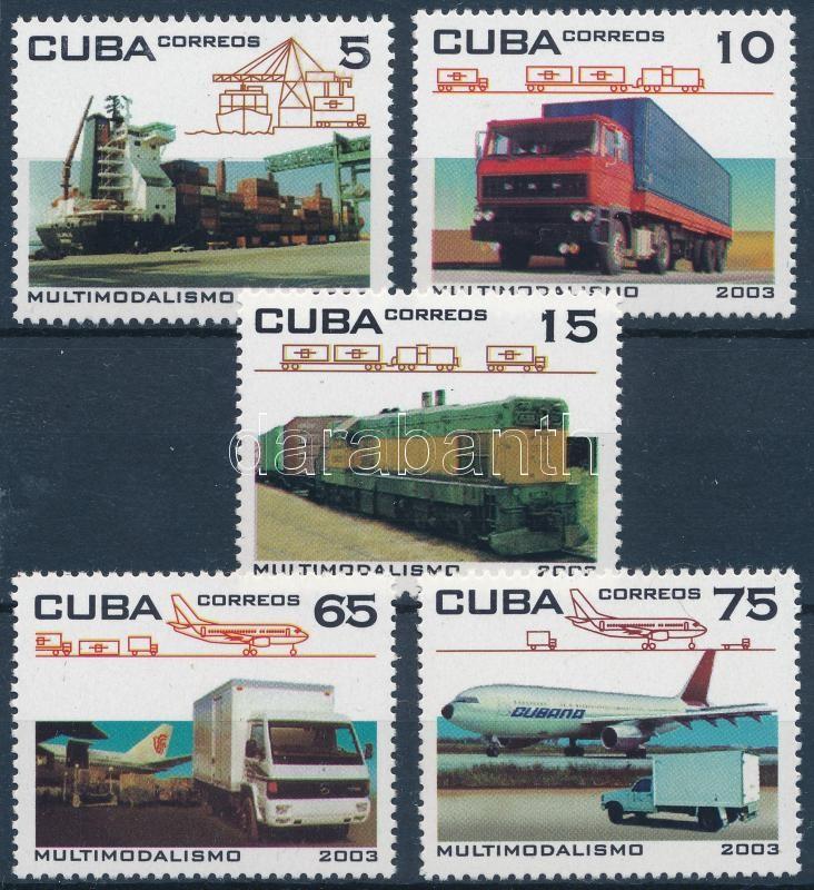 Transportation set, Közlekedési eszközök: Szállítmányozás sor