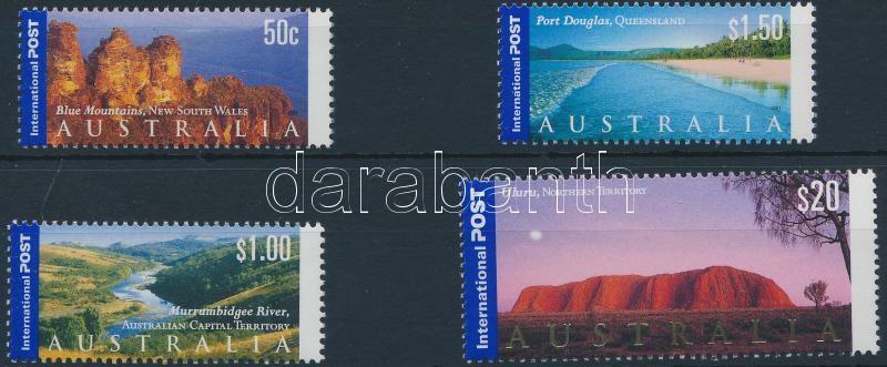 Australian landscapes set, Ausztrál tájak sor