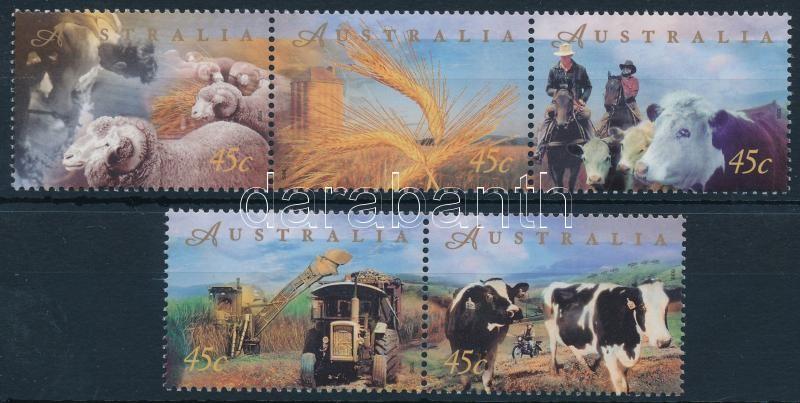 Agriculture set, Mezőgazdaság sor