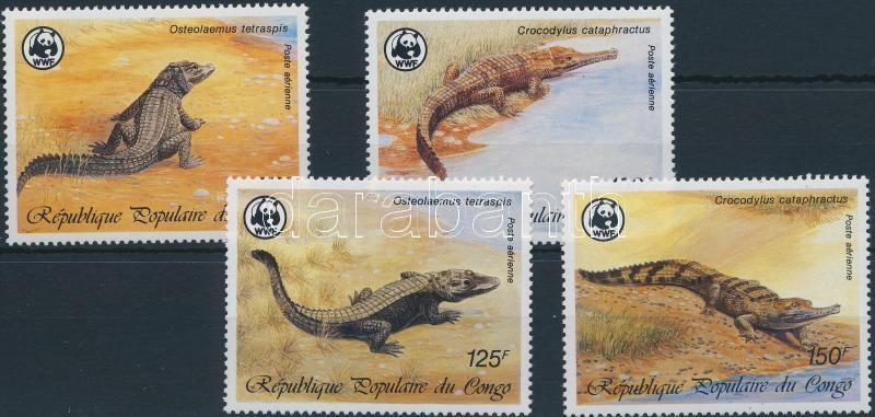 WWF: Krokodil sor, WWF: Crocodile set