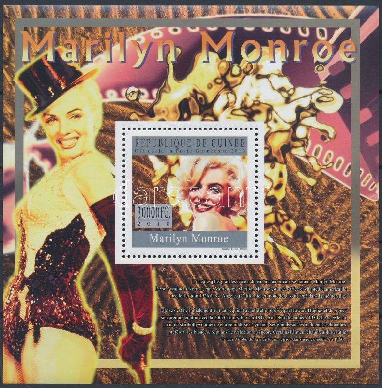 Marilyn Monroe block, Marilyn Monroe blokk