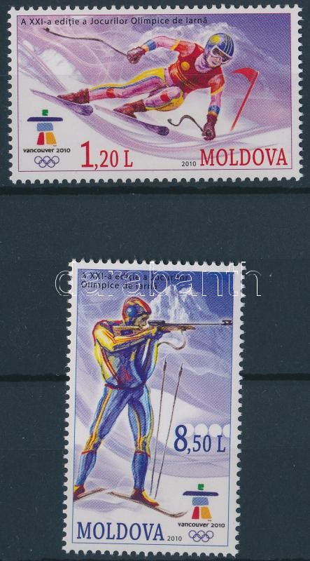 Winter olimpic games set, Téli olimpia sor