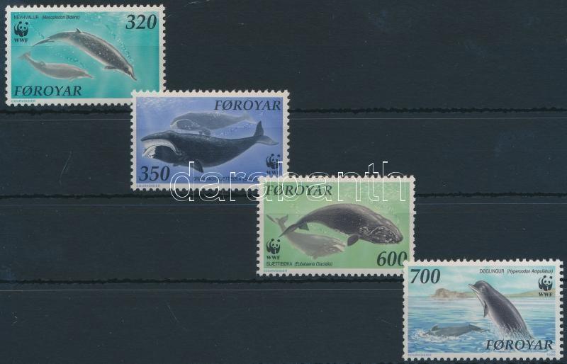 WWF: Whales set, WWF: Bálna sor