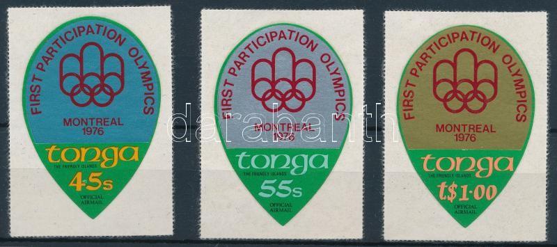 Summer Olympics official set, Nyári Olimpia hivatalos sor