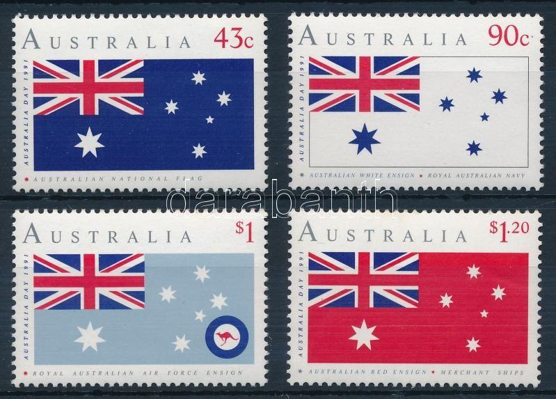 Flags set, Zászlók sor