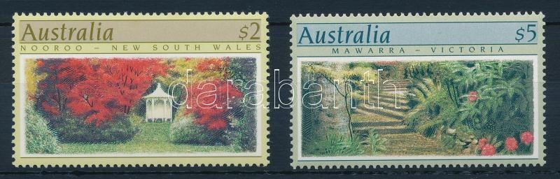 Definitive - gardens, Forgalmi, kertek sor