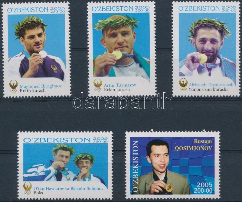 Sport 1 stamp + 1 set, Sport 1 bélyeg + 1 sor