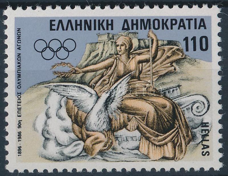 Closing value of the Olympics set, Olimpia sor záróértéke