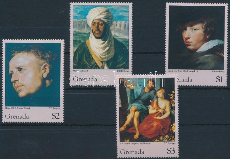 Paintings set, Festmény sor