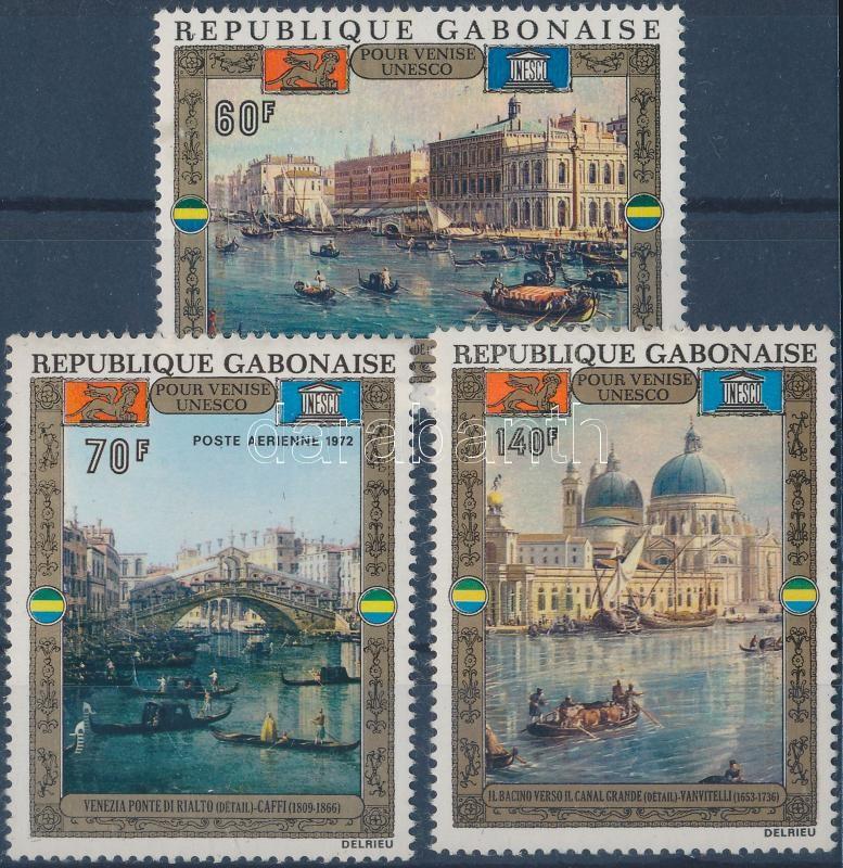 UNESCO set, UNESCO-akció Velence megmentéséért sor