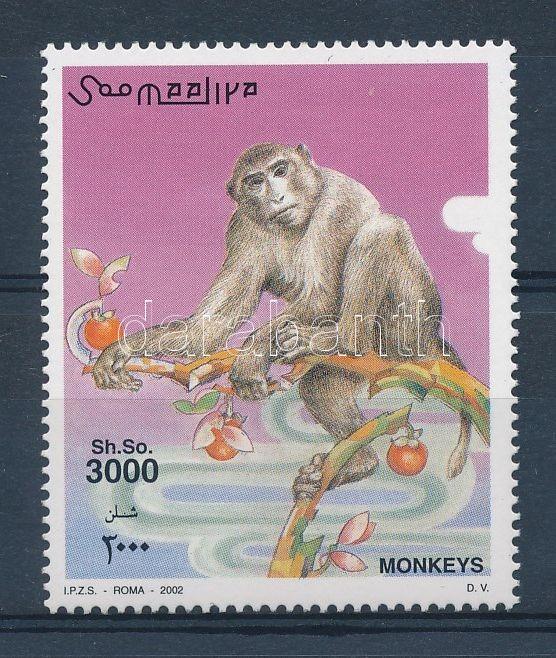 Majom sor záróértéke, Closing value of monkey set