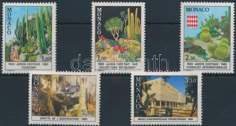 Exotic gardens, Egzotikus kertek