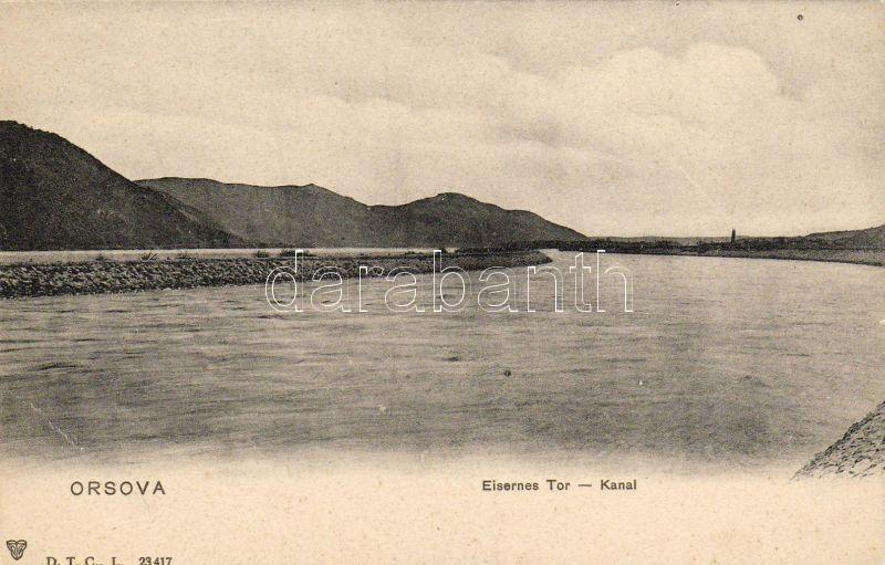 Orsova, Eisernes Tor / Iron Gates, Orsova, Vaskapu-szoros