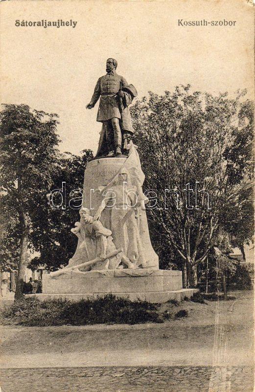 Sátoraljaújhely, Kossuth szobor